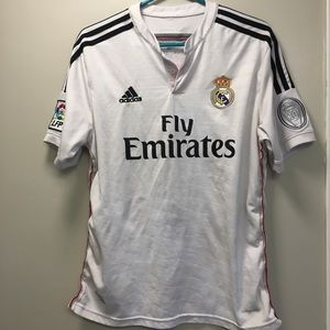 Adidas Real Madrid jersey size M